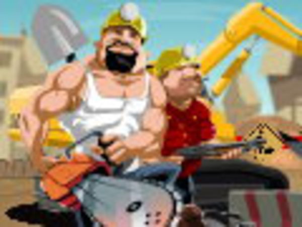 Bild zu Action-Spiel Builders Brawl