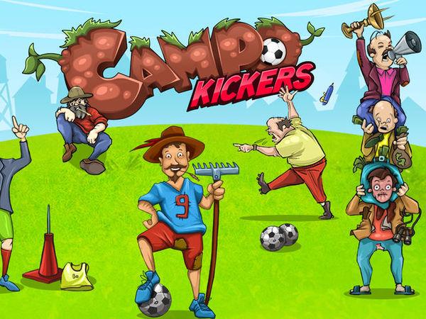 Bild zu Sport-Spiel Campo Kickers