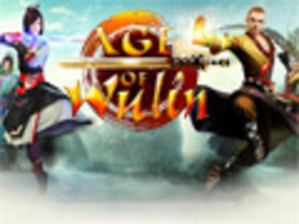 Bild zu Alle-Spiel Age of Wulin