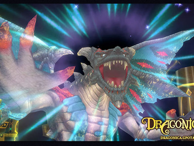 Dragonica Screenshot 1