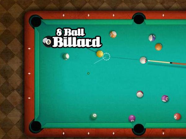 Bild zu Duelle-Spiel 8-Ball Billard