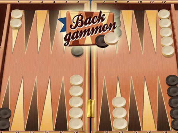 Bild zu Alle-Spiel Backgammon