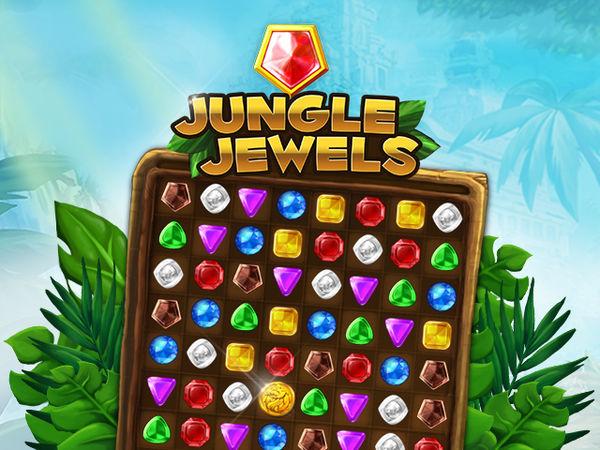 Bild zu Duelle-Spiel Jungle Jewels