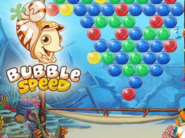 Bild zu Duelle-Spiel Bubble Speed