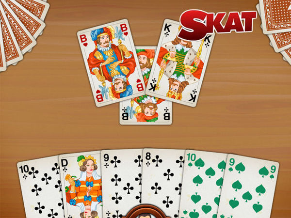 Bild zu Duelle-Spiel Skat