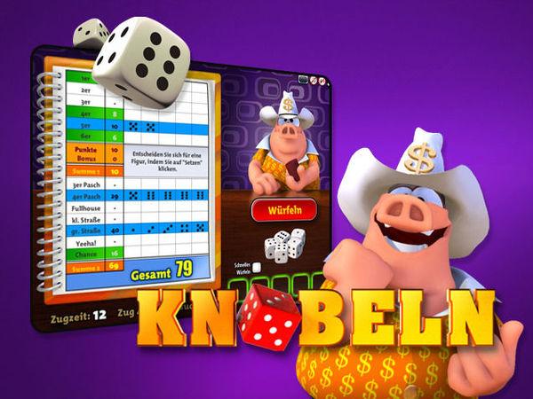 Bild zu Jackpot-Spiel Knobeln