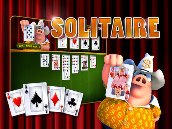 Bild zu Jackpot-Spiel Solitaire