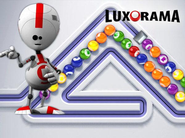 Bild zu Jackpot-Spiel Luxorama