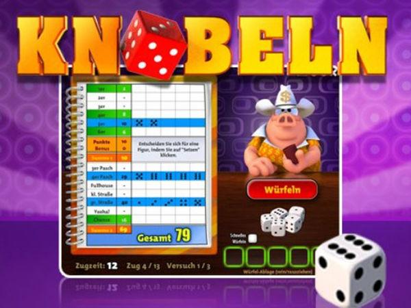 Bild zu Denken-Spiel Knobeln