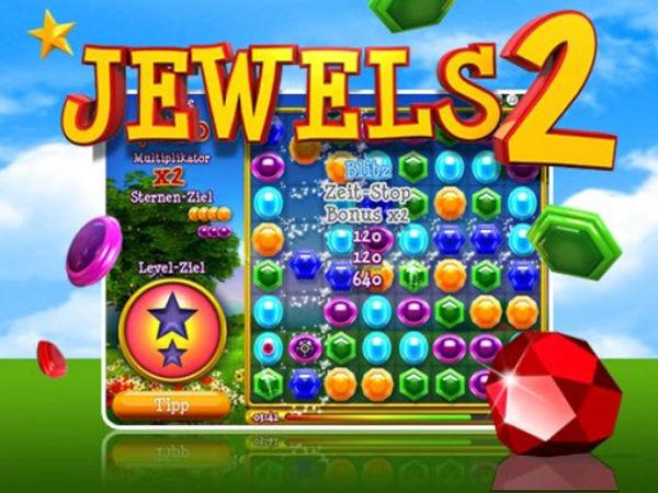 Bild zu Denken-Spiel Jewels 2