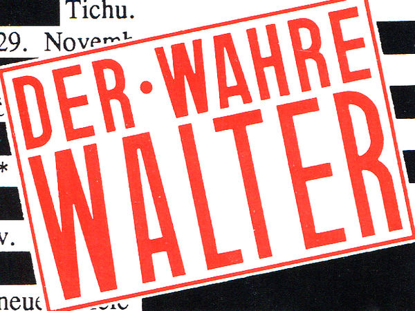 Bild zu Alle Brettspiele-Spiel Der wahre Walter