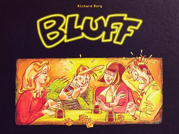 Bild zu Alle Brettspiele-Spiel Bluff