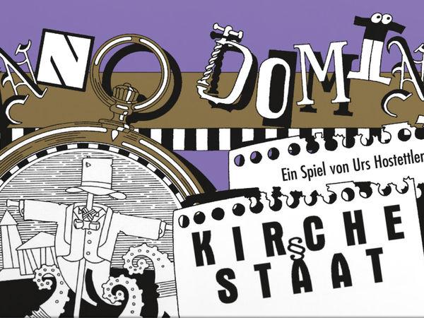 Bild zu Alle Brettspiele-Spiel Anno Domini - Kirche & Staat