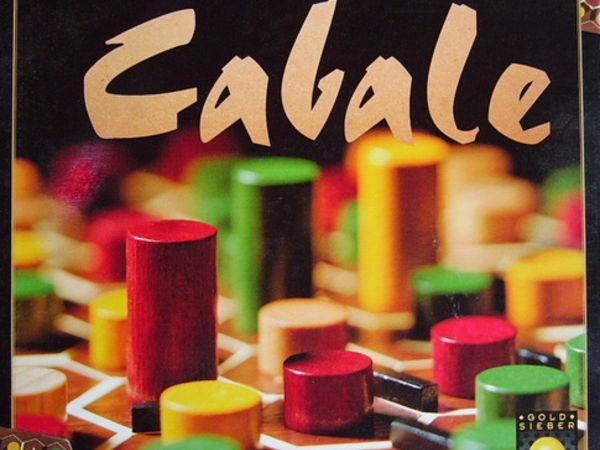 Bild zu Alle Brettspiele-Spiel Cabale