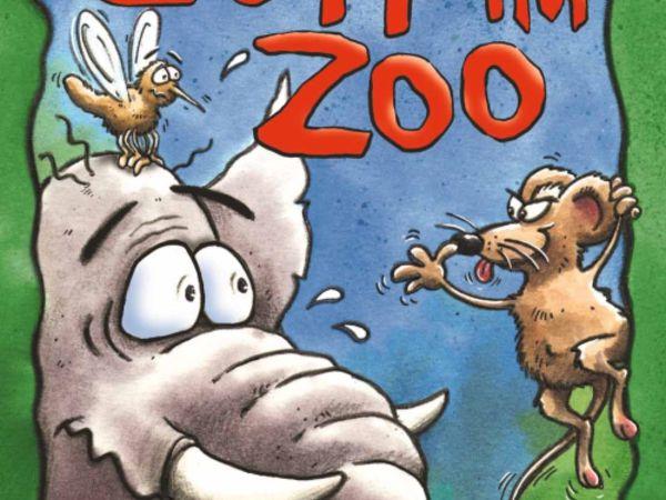Bild zu Alle Brettspiele-Spiel Zoff im Zoo