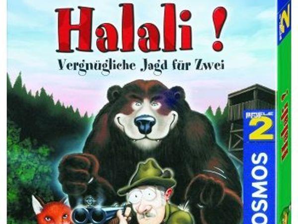 Bild zu Alle Brettspiele-Spiel Halali!