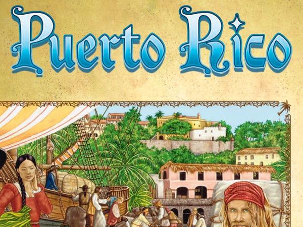 Bild zu Alle Brettspiele-Spiel Puerto Rico