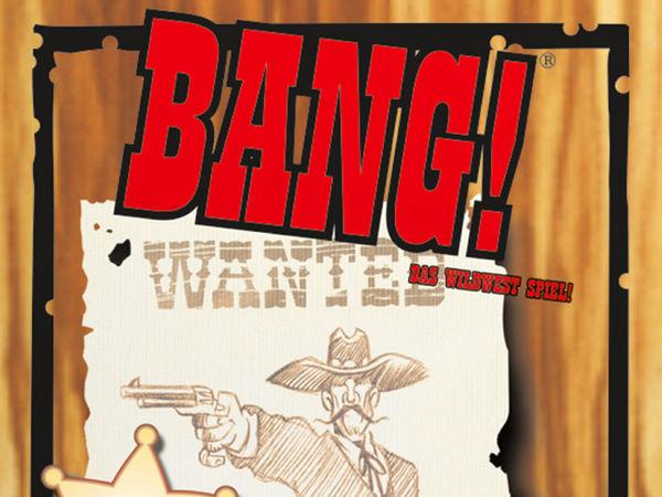 Bild zu Alle Brettspiele-Spiel Bang!