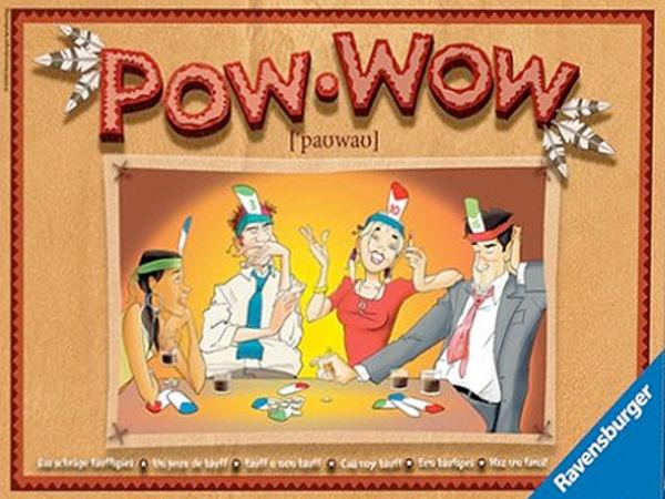 Bild zu Alle Brettspiele-Spiel Pow Wow