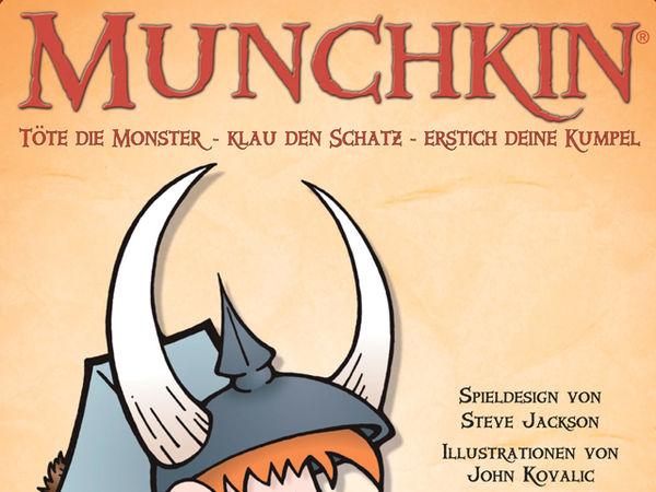 Bild zu Alle Brettspiele-Spiel Munchkin