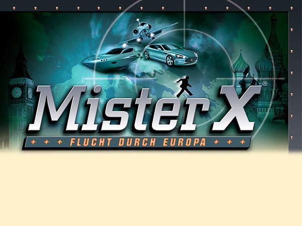 Bild zu Alle Brettspiele-Spiel Mister X