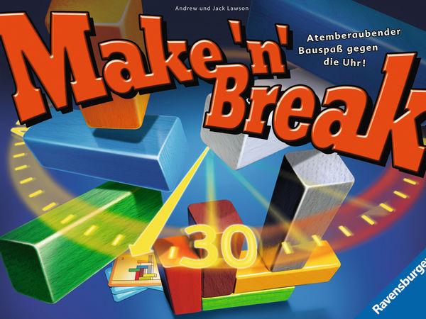 Bild zu Alle Brettspiele-Spiel Make 'n' Break