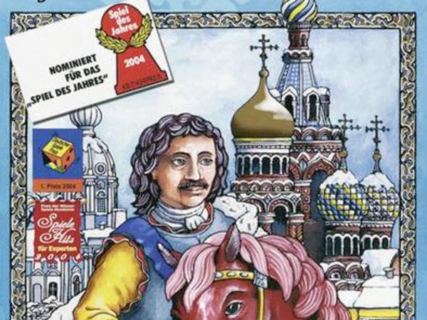Bild zu Alle Brettspiele-Spiel Sankt Petersburg