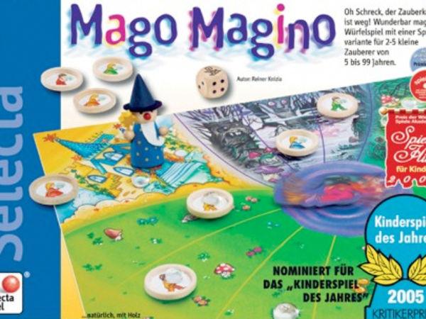 Bild zu Alle Brettspiele-Spiel Mago Magino