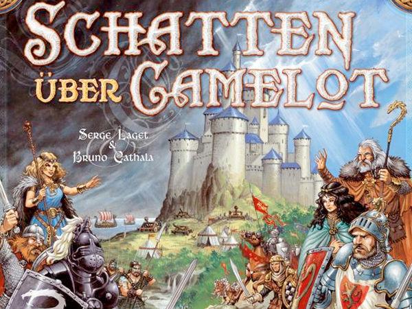 Bild zu Alle Brettspiele-Spiel Schatten über Camelot