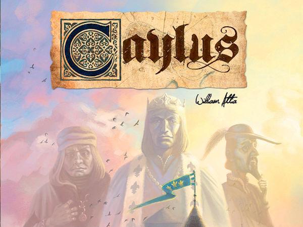 Bild zu Alle Brettspiele-Spiel Caylus