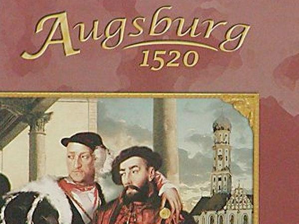 Bild zu Alle Brettspiele-Spiel Augsburg 1520