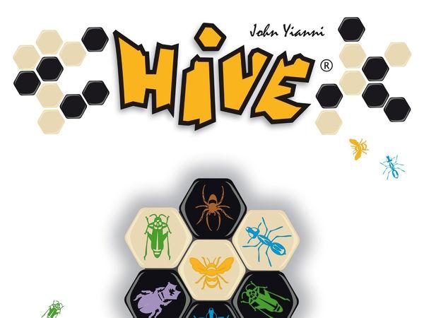 Bild zu Alle Brettspiele-Spiel Hive