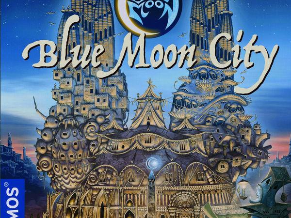 Bild zu Alle Brettspiele-Spiel Blue Moon City