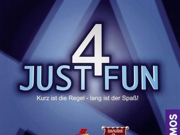 Bild zu Alle Brettspiele-Spiel Just 4 Fun