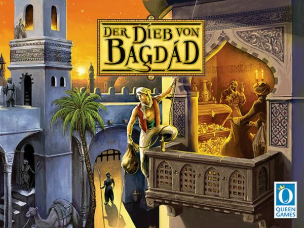 Bild zu Alle Brettspiele-Spiel Der Dieb von Bagdad