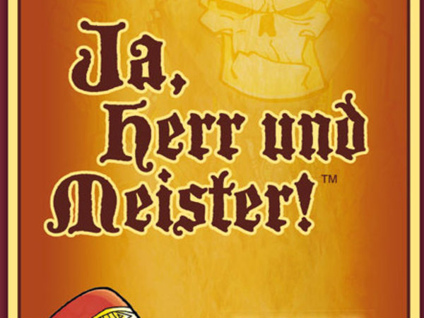 Bild zu Alle Brettspiele-Spiel Ja, Herr und Meister!