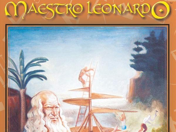 Bild zu Alle Brettspiele-Spiel Maestro Leonardo