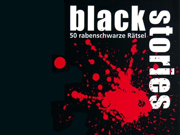 Bild zu Alle Brettspiele-Spiel Black Stories