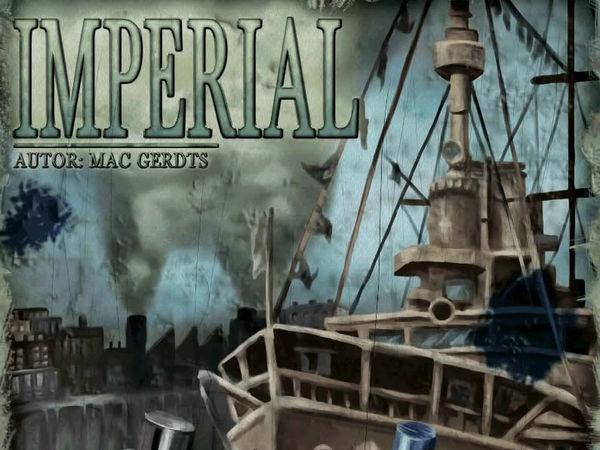 Bild zu Alle Brettspiele-Spiel Imperial
