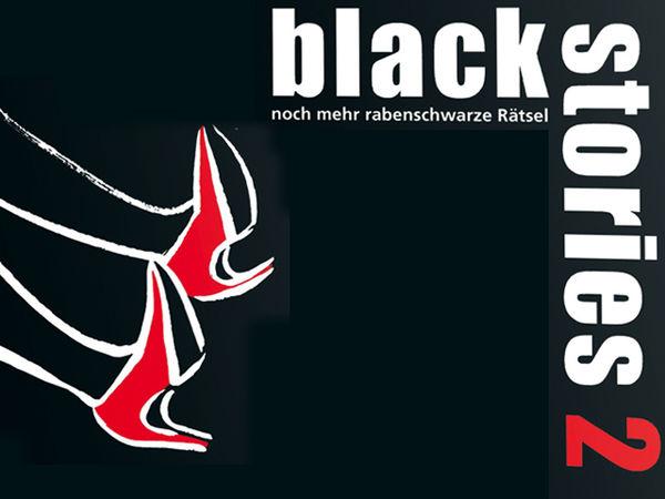 Bild zu Alle Brettspiele-Spiel Black Stories 2