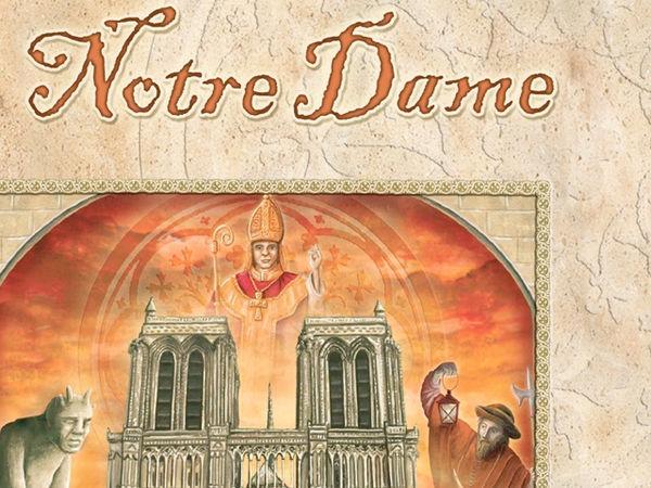 Bild zu Alle Brettspiele-Spiel Notre Dame