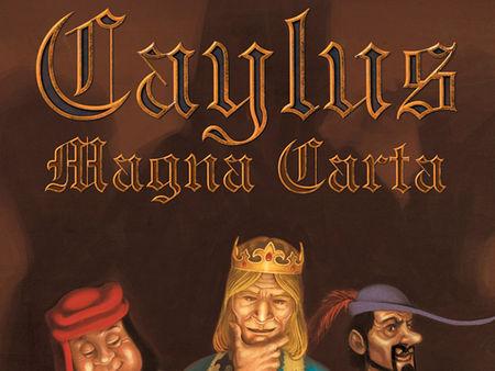 Caylus: Magna Carta
