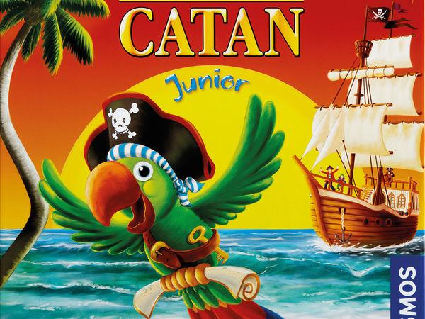 Bild zu Alle Brettspiele-Spiel Die Siedler von Catan: Junior
