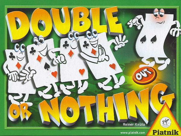 Bild zu Alle Brettspiele-Spiel Double or Nothing