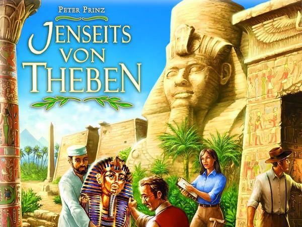 Bild zu Alle Brettspiele-Spiel Jenseits von Theben