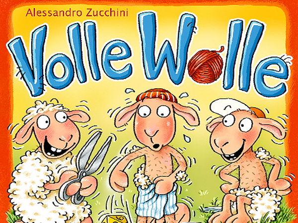 Bild zu Alle Brettspiele-Spiel Volle Wolle