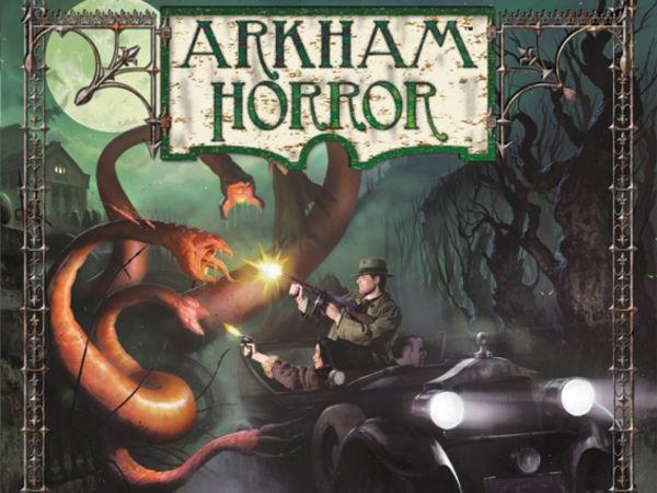 Bild zu Alle Brettspiele-Spiel Arkham Horror