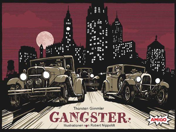 Bild zu Alle Brettspiele-Spiel Gangster