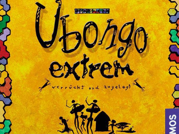 Bild zu Alle Brettspiele-Spiel Ubongo Extrem