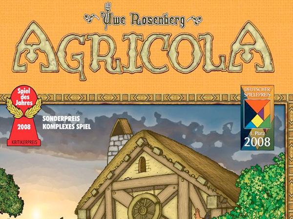 Bild zu Alle Brettspiele-Spiel Agricola